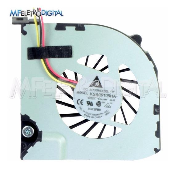 Cooler Hp Dv3-4000 Dm4-2000 Cq32 G32 Ksb05105ha Novo