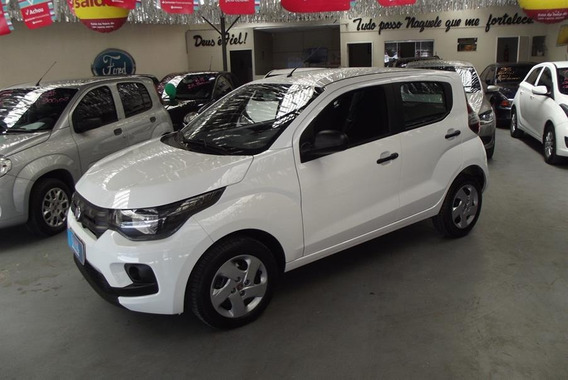 Fiat Mobi 1.0 Like Modelo 2020 Completo 6500km Na Garantia