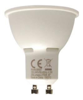 Foco Led Par16 5.3 Ilumina 50w 2700k Verbatim 98972 Gu10