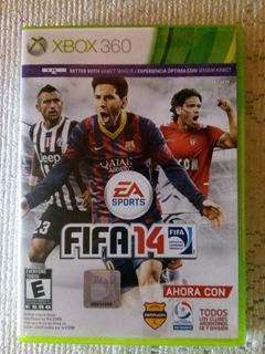 Fifa 14 Para Xbox 360 Disco Físico