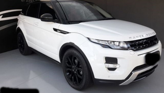 Range R. Evoque Dynamic