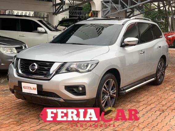 Nissan Pathfinder Exclusive 2017