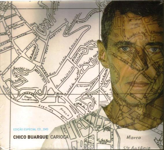 Cd Chico Buarque - Carioca - Edição Especial Cd+dvd