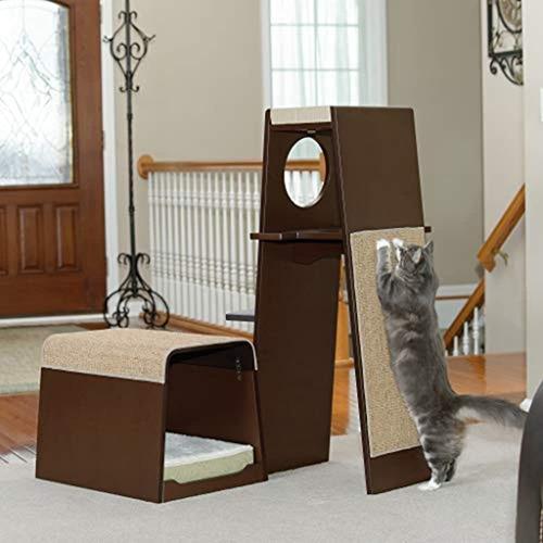 Imagen 1 de 4 de Rascador De Repuesto Para Mascotas Sauder, Bronceado