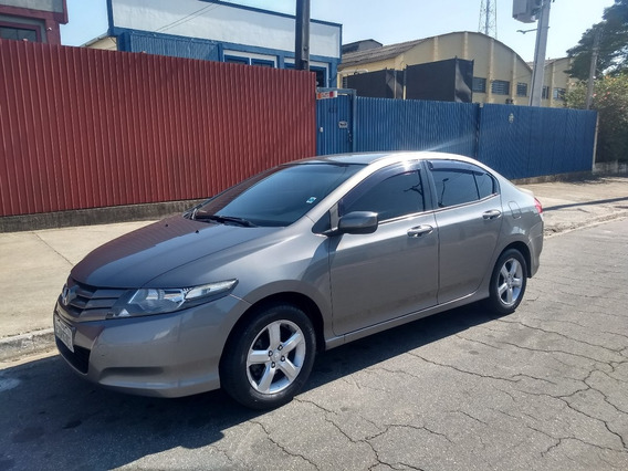 Honda City 1.5 Lx Flex Aut. 4p