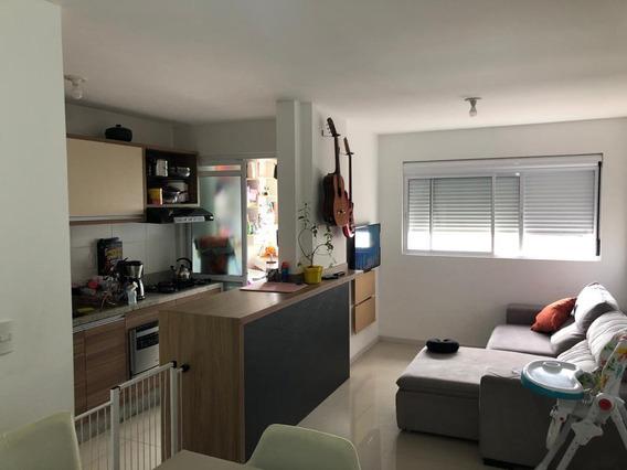 Apartamento Em Pagani, Palhoça/sc De 68m² 2 Quartos À Venda Por R$ 306.000,00 - Ap422005