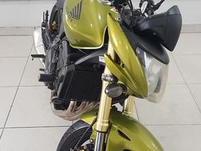 Honda Hornet 600 Verde - 2011 / 2011