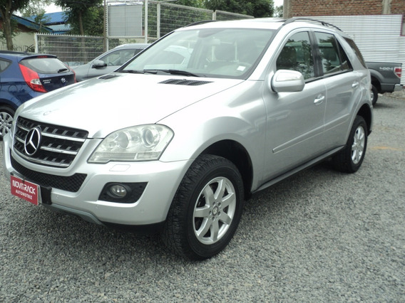 Mercedes Benz Ml-350 4 Matic Año 2009