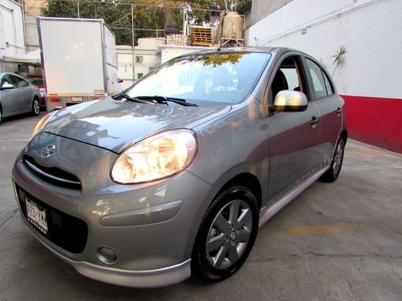 Nissan // March Sr Automático// 2012