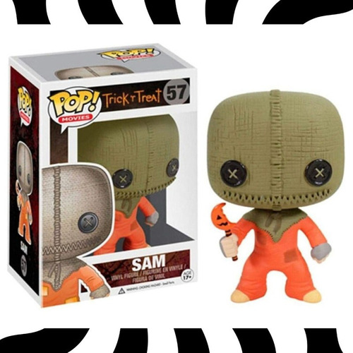 Funko Pop! Sam - Pop! Movies Trick 'r Treat #57