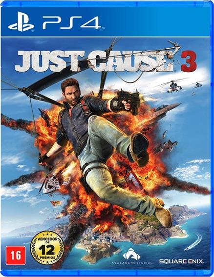 Just Cause 3 Ps4 Original 1ª Digital Psn