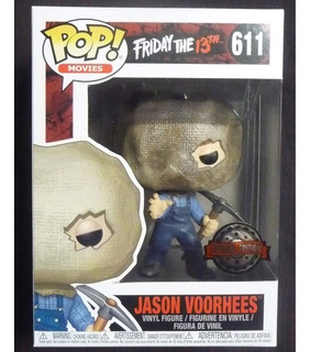 Funko Pop Jason Voorhees Friday The 13th #611 Cuotas