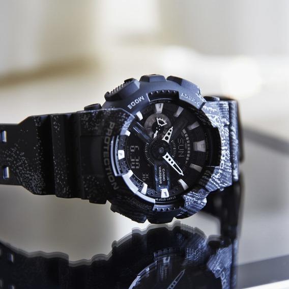 Relógio G-shock Ga-110tx-1a