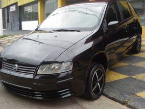 Fiat Stilo 1.8 8v Flex 2007 Completo + Air Bag Duplo + Abs