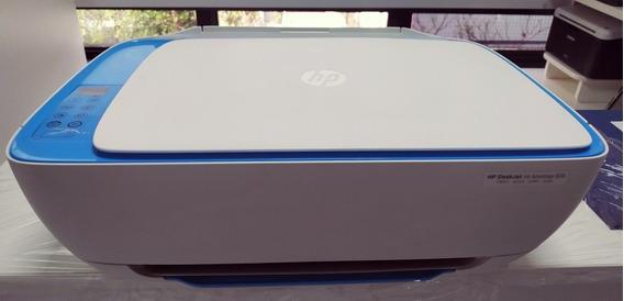 Multifuncional Hp Deskjet Ink Advantage 3636 Wifi Impecável