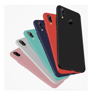 Case Silicone Apple iPhone 6 7 8 Plus Xr Xs Max Samsung Huaw