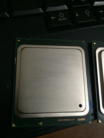 Intel Xeon Processor E5-2640 v1 15mb Cache 2.50 Ghz, 7.20 G