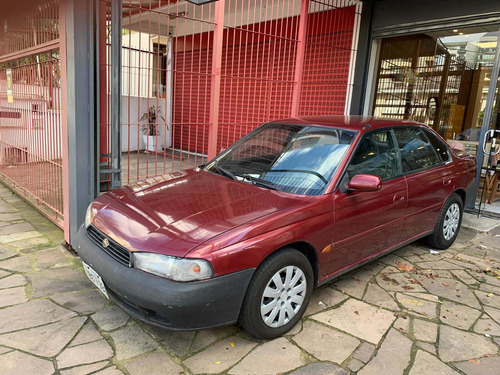 Subaru Legacy Gl 1.8