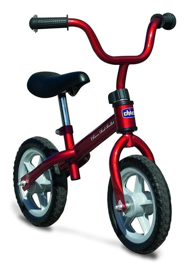 Chicco Bici De Balance Red Bullet, Color Rojo