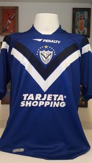 Camisa Velez Sarsfield Penalty Azul