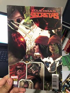 Hq Guerras Secretas Volume 1 Ao Volume 9