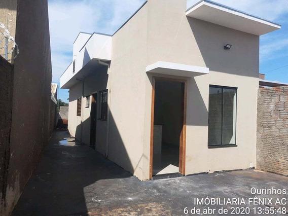 Casa A Venda Vila Brasil Ourinhos/sp Angela Corretora