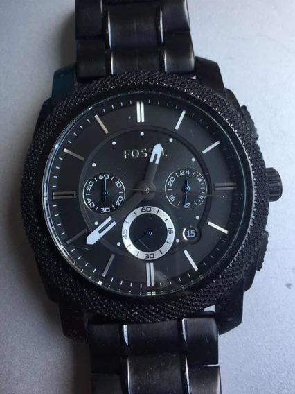Oportunidade - Relógio Fossil Blackout Cronógrafo 4552