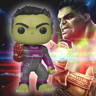 Funko Pop, Marvel Endgame, Hulk Size 6 #478
