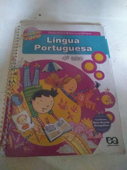Colecao Aprender Sempre Lingua Portuguesa 4o Ano