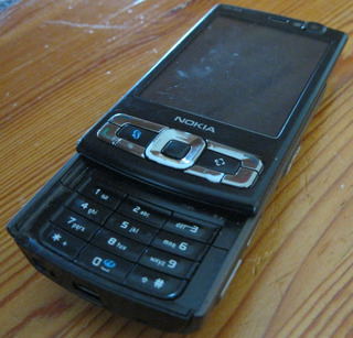 Celular Nokia Modelo N95 32gb