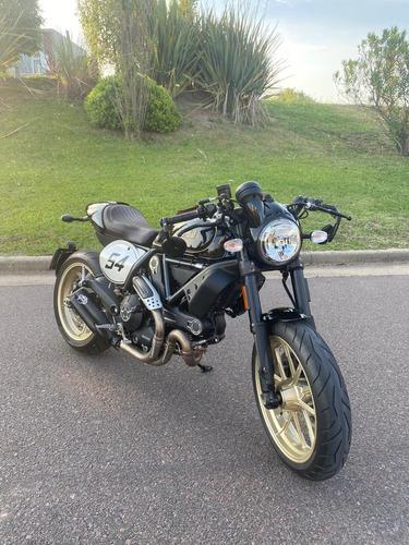 Ducati Scrambler 800 Cafe Racer