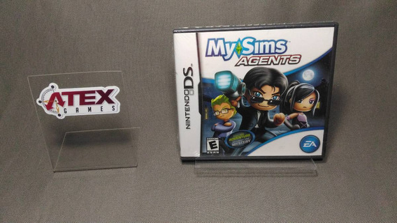 My Sims Agents Para Nintendo Ds