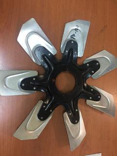 Aspa 7 Paletas 4 H Hierro Y Aluminio Fan Clutch Cheverolet