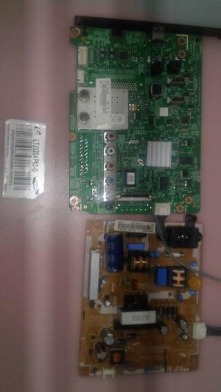 Placa Fonte Tv Samsung 32 Polegada Un32eh4000g Placa Princip