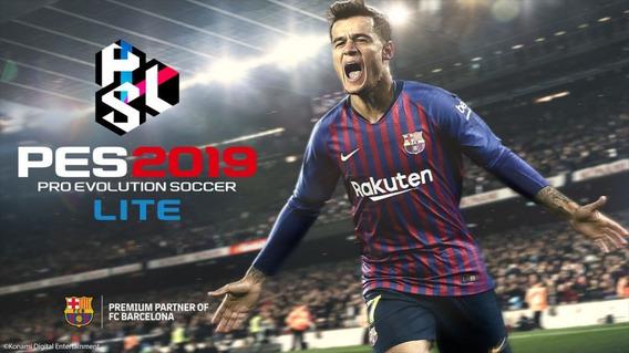 Pro Evolution Soccer 2019 Pes Pc 100% Original (steam Key)