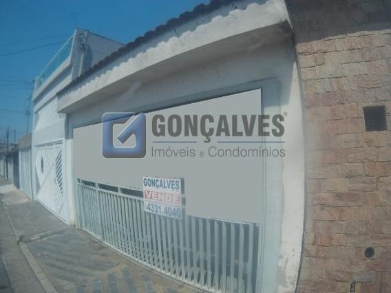 Venda Casa Terrea Sao Bernardo Do Campo Bairro Assunçao Ref: - 1033-1-126720