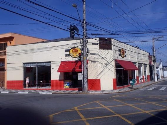 Venda Ponto Comercial Centro De Mogi Das Cruzes, 1 Minuto Da Estacao Do Centro - V-2733