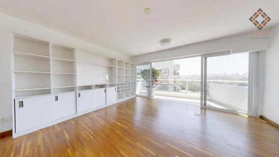 Apartamento Com 3 Dormitórios À Venda, 357 M² Por R$ 3.455.000 - Alto De Pinheiros - São Paulo/sp - Ap46090