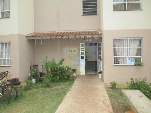 Apartamento À Venda, 49 M² Por R$ 100.000,00 - Caetetuba - Atibaia/sp - Ap0077