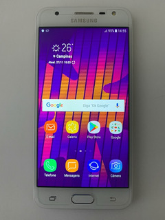 Celular Samsung Galaxy J5 Prime - Com Um Mês De Uso