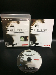 Juego Ps3 Silent Hill Hd Collection