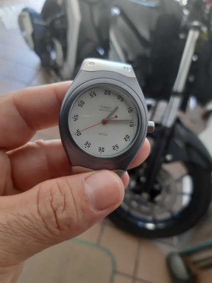 Relogio Timex Indigo Wr50 Bem Novinho Prova Tudo Show