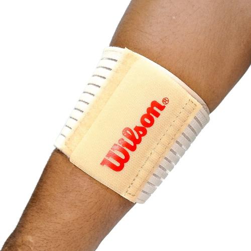 Venda Elástica Wilson Para Muñeca Y Antebrazo Con Velcro