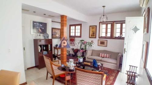 Casa À Venda, 3 Quartos, 1 Suíte, Botafogo - Rio De Janeiro/rj - 2960