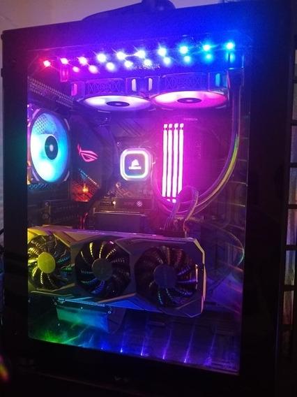Computador Gamer I9-9900kf Rtx 2070super 32gb De Ram