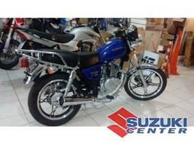 Suzuki Gn 125 F 2018 Mejor Contado Suzukicenter
