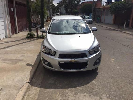 Chevrolet Sonic 1.6 16v Ltz Aut. 5p 2014