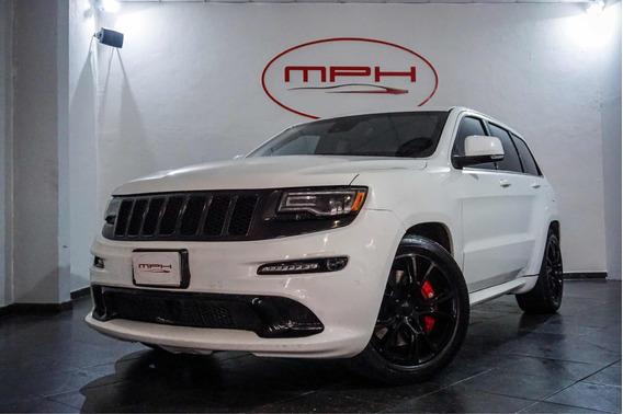 Jeep Grand Cherokee 6.4 Srt-8 Mt Blindaje 3 Plus 2014