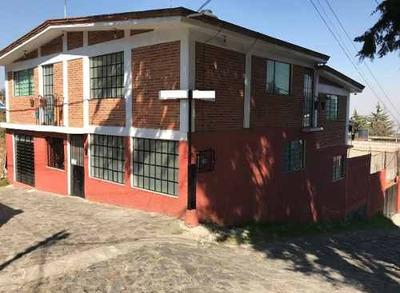 Amplia Casa En San Miguel Ajusco, Tlalpan