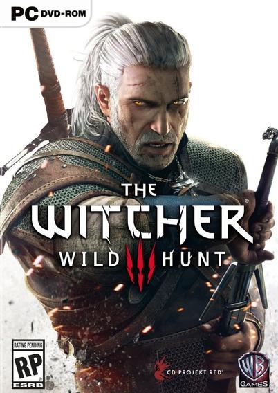 The Witcher 3 Pc Wild Hunt Goty / Gog Português Key Digital